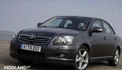 Toyota Avensis [1.5.0], 1 photo
